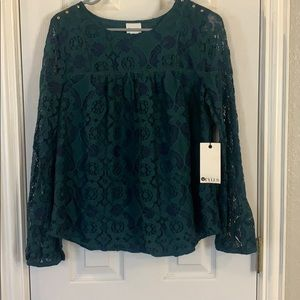 Stylus Lace Top